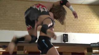 Evolve 99  Matt Riddle And Jaka Highlight