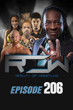 Reality of Wrestling: Episode 206