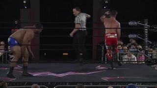 Evolve 103 Keith Lee Vs Austin Theory Highlight
