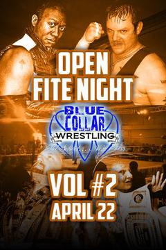 BCW: Open Fight Night Vol.2
