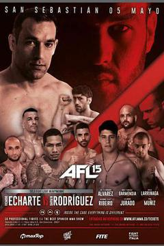 AFL MMA 15  (Tape Delay)