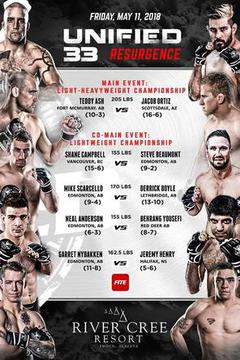 Unified MMA 33