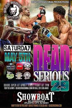 Dead Serious 29
