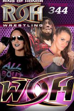 ROH Wrestling: Episode #344