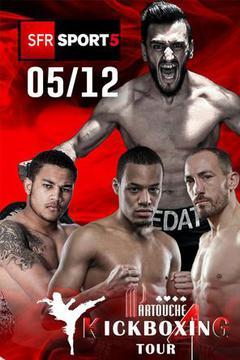 Partouche Kickboxing Tour, May 12