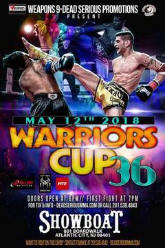 Warriors Cup XXXVI