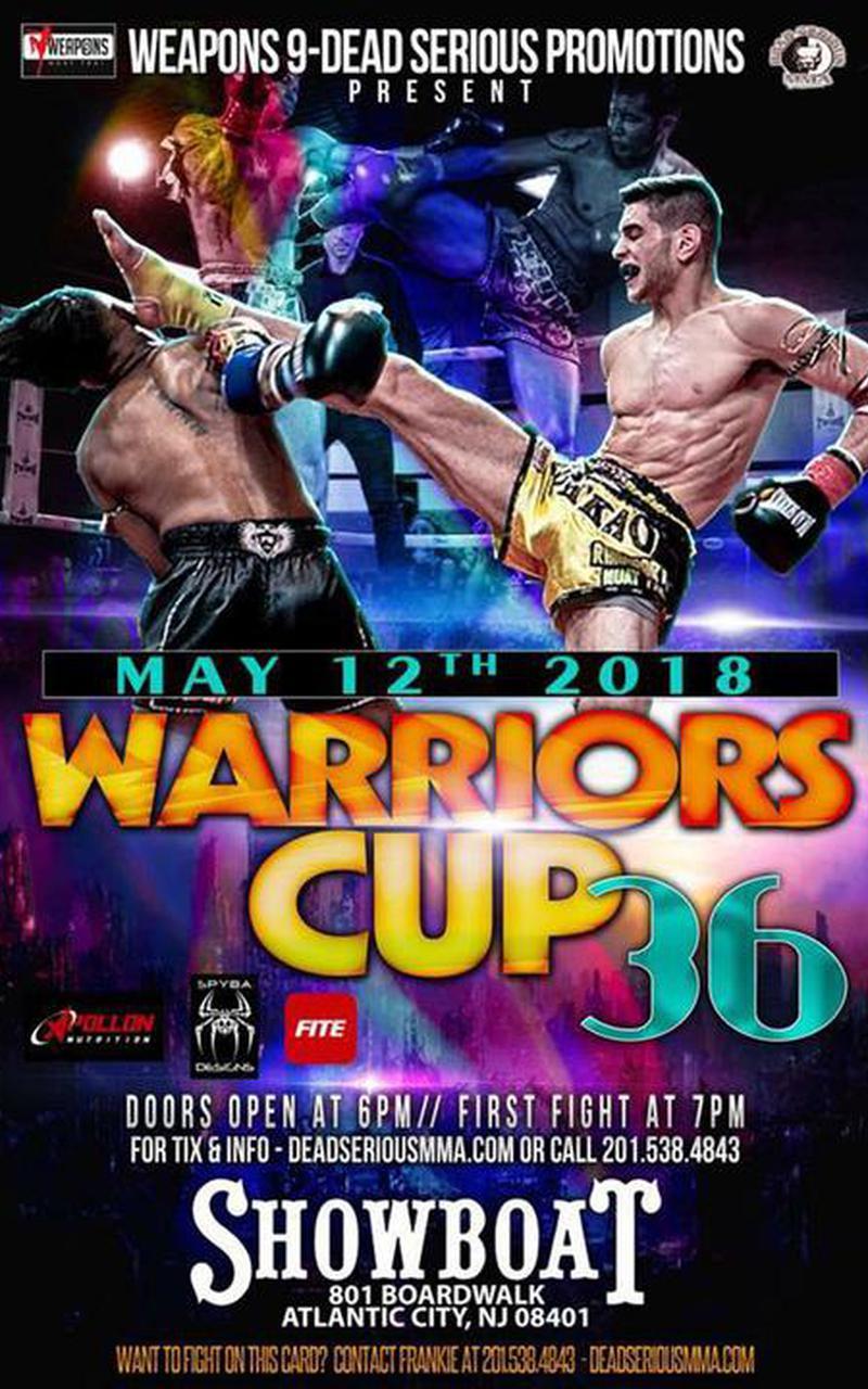 Warriors Cup XXXVI
