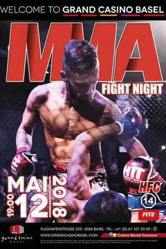 Hard Fighting Championship 14