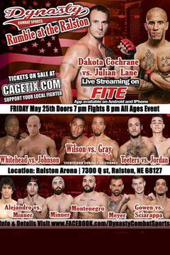 Dynasty Combat Sports: Rumble At The Ralston