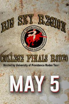 Big Sky Regional Finals Rodeo – May 5