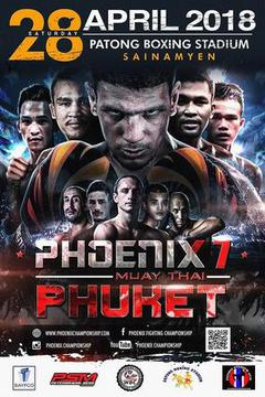 #3: Phoenix Fighting Championship 7 - Phuket