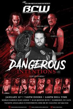 Brii Combination Wrestling: Dangerous Intentions