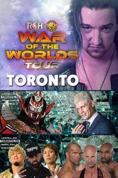 ROH War of the Worlds Tour (Toronto, Ontario, Canada)
