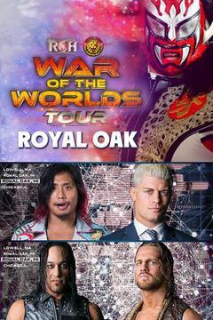 ROH War of the Worlds Tour  (Royal Oak, MI)