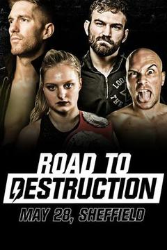 Defiant Wrestling: Road To Destruction (Tape Delay)