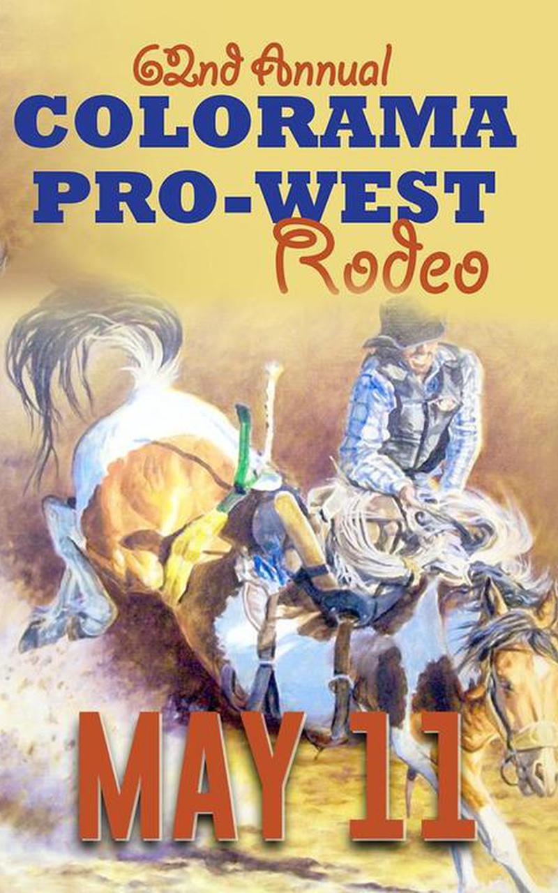 Colorama Pro West Rodeo 2018 May 11 Official Ppv