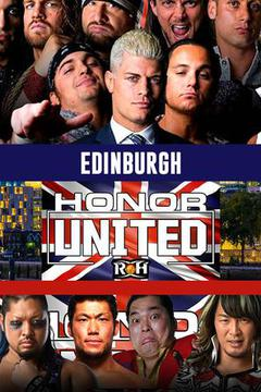 ROH Honor United: Edinburgh