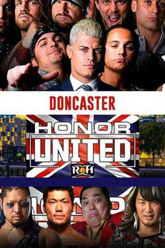 ROH Honor United: Doncaster