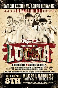 XFO Noche de Lucha