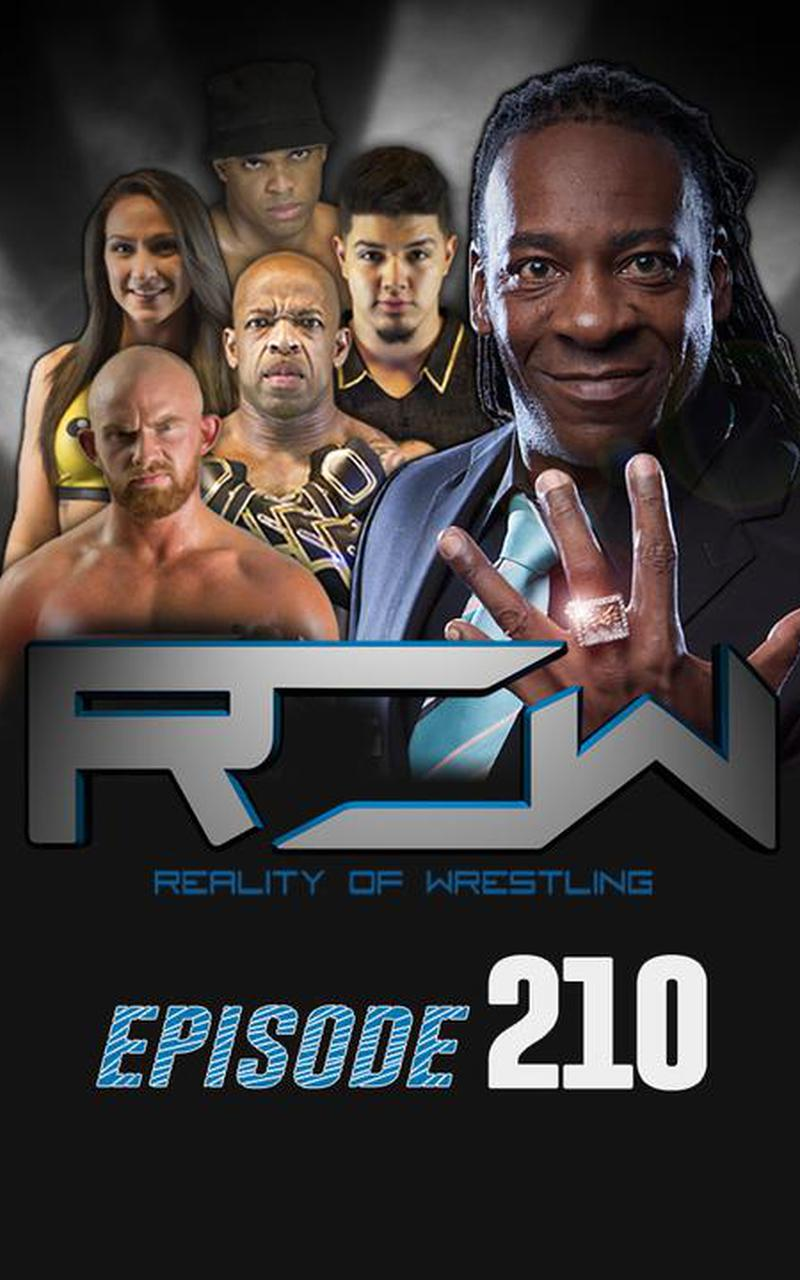 Reality of Wrestling: Episode 210