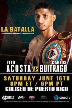 La Batalla: Tito Acosta vs Carlos Buitrago