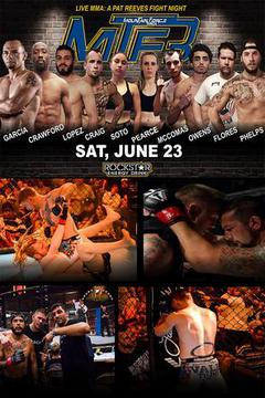 Mountain Force MMA 3