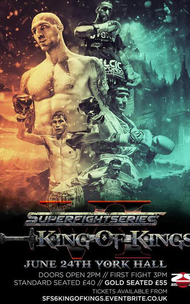 Two Kings Brings The Action In The Spongebob Wars And: King Of Kings Official PPV Replay