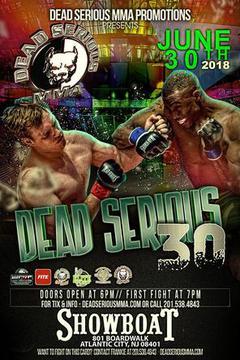 #2: Dead Serious 30