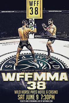 World Fighting Federation 38