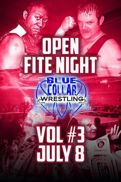 BCW Open Fite Night Vol. 3