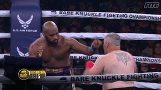 #3: Bare Knuckle Fighting Championship - Arnold Adams vs. D.J. Linderman