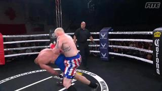 Bare Knuckle Fighting Championship - Eric Prindle vs. Sam Shewmaker