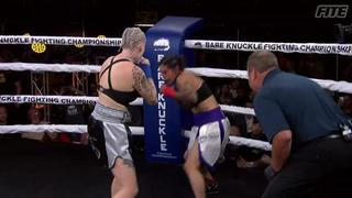 Bare Knuckle Fighting Championship - Bec Rawlings vs. Almanza Garcia