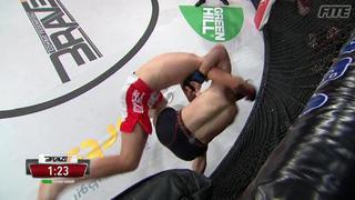 Brave 13 Sam Slater vs. Piotr Tokarski