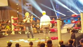 Kenny Omega confronts Cody