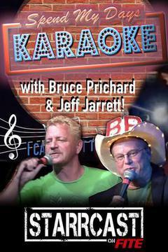 STARRCAST: Spend My Days Karaoke with Prichard & Jarrett