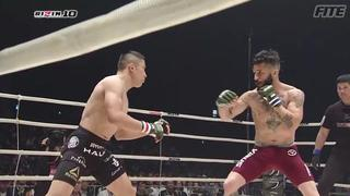 #1: Horiguchi's insane 9 second KO of Ian McCall