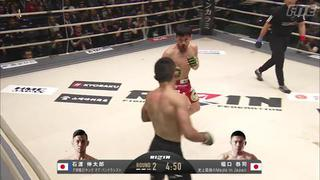#2: Horiguchi's outstanding KO of Ishiwatari at RIZIN World GP