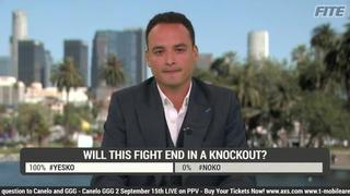 #2: Abel Sanchez and Chepo Reynoso go head to head on both Canelo and GGG