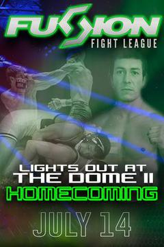 Fusion Fight League - Lights Out At The Dome II Havre (Tape Delay)