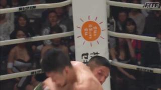 #3: Horiguchi RIZIN Highlights