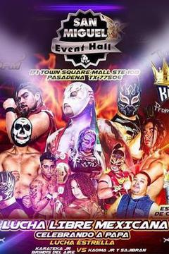 Houston Lucha Showdown 4 - Lucha Libre Internacional