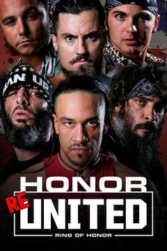 ROH Honor Re-United: Edinburgh