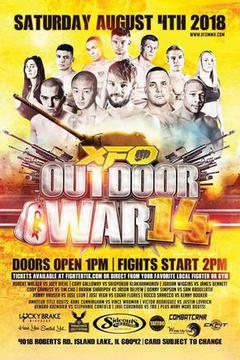 XFO Outdoor War 14