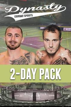 Dynasty Combat Sports Ballyard Brawl: 2-Day Pack