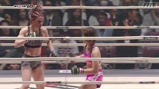 Kanna Asakura RIZIN Highlights