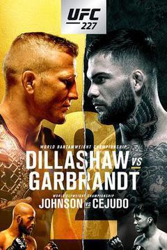 UFC 227: Dillashaw vs. Garbrandt 2