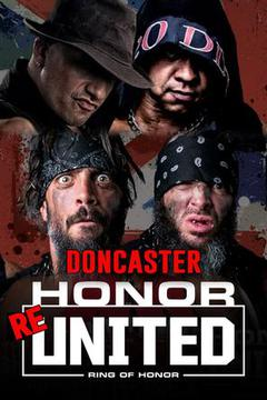 ROH Honor Re-United: Doncaster