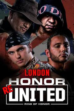 ROH Honor Re-United: London