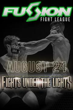 Fusion Fight League: Fights Under the Lights
